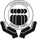 Community Dinner Table